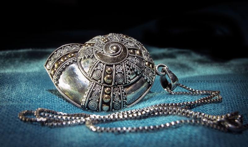 Серебряные изделия ручная работа
